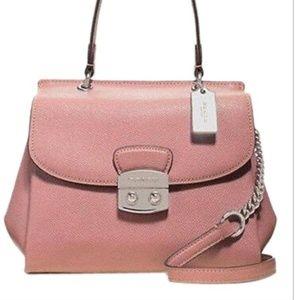 Coach Avary Crossbody Petal Pink *Authentic